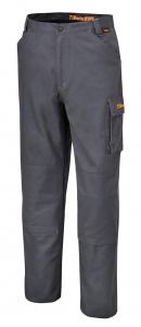 Pantaloni work cotton beta 7930p grigio payne - dettaglio 1