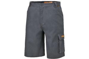Bermuda work cotton beta 7931p grigio payne - dettaglio 1