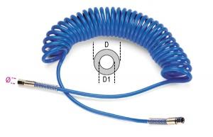 Spirale poliuretano estensibile 1/4 beta 1915c/l - dettaglio 1