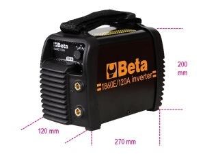 Saldatrice inverter ad elettrodo  beta 1860e/120a - dettaglio 1