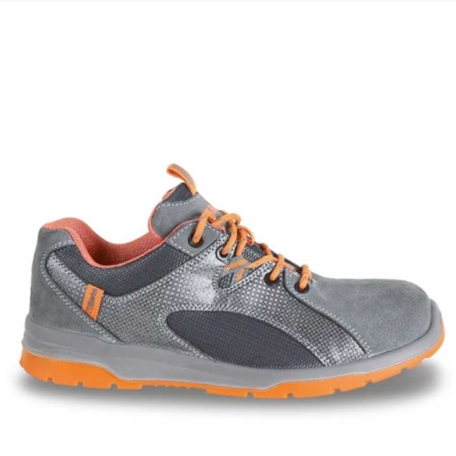 Scarpe basse sneakers monza beta 7313g grey - dettaglio 1
