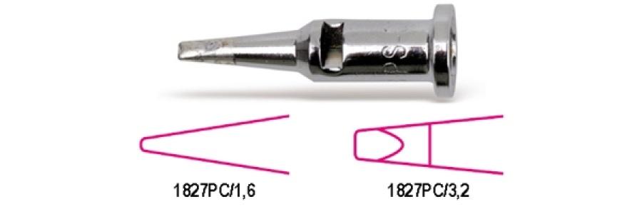 Punta conica per saldatore  beta 1827pc - dettaglio 1