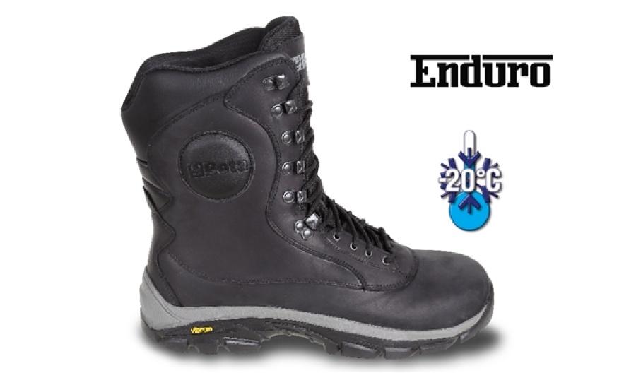 Stivali enduro beta 7295 black - dettaglio 1