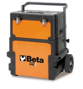 Trolley portautensili 2 moduli  beta c42s - dettaglio 1