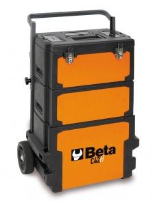 Trolley portautensili 3 moduli  beta c42h - dettaglio 1