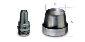 Fustella acciaio  beta 1105 - dettaglio 1