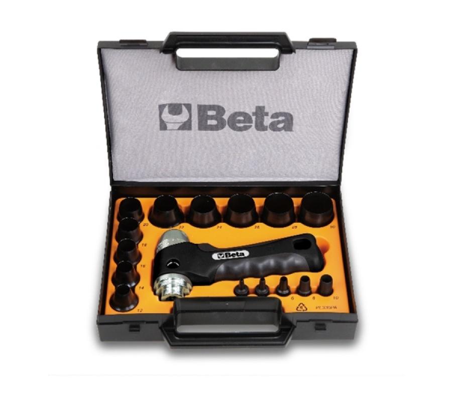 Assortimento fustelle  beta 1105c/15t - dettaglio 1
