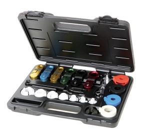 Kit scollegamento raccordi impianto condizionamento, alimentazione e lubrificazioen  beta 1483k/22 - dettaglio 1