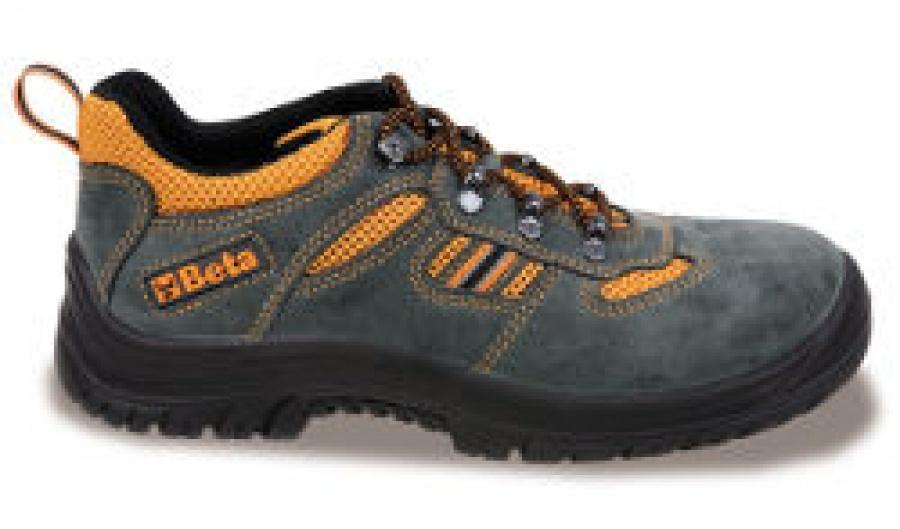scarpe antifortunistica basse in pelle 7250 nk
