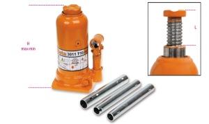 Sollevatore idraulico a bottiglia  beta 3011/t - dettaglio 1