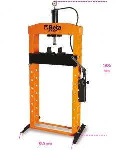 Pressa idraulica con pistone  beta 3027 20 - dettaglio 1