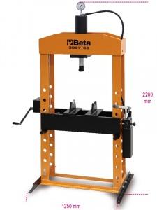 Pressa idraulica con pistone  beta 3027 50 - dettaglio 1