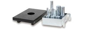 Kit piastre e cacciaspine  beta 3027/kp - dettaglio 1