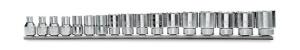Serie chiavi bussola poligonali  3/8 beta 910b/sb17 - dettaglio 1