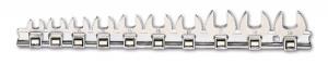 Serie chiavi zampa di gallo  3/8 beta 910cf/sb10 - dettaglio 1