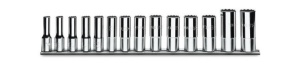 Serie chiavi bussola esagonali lunghe 3/8 beta 910al/sb14 - dettaglio 1