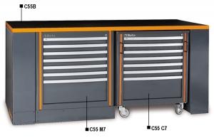 Postazione di lavoro racing system rsc55 beta c55b/5 - dettaglio 1