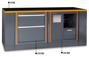Postazione di lavoro racing system rsc55 beta c55/b6 - dettaglio 1