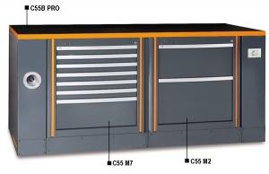 Postazione di lavoro racing system rsc55 beta c55b-pro/1 - dettaglio 1