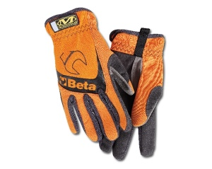 Guanti work orange  beta collection 9574o - dettaglio 1