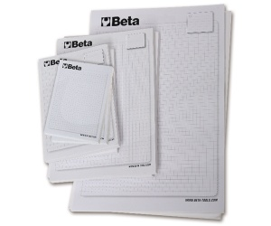 Set 10 block notes  beta collection 9588s - dettaglio 1