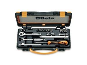 Set chiavi a bussola e accessori 1/4 beta 900as/c17-mbm - dettaglio 1