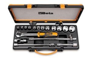 Set chiavi a bussola e accessori 1/2 beta 920a/c12 - dettaglio 1