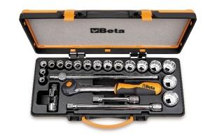 Set chiavi a bussola e accessori 1/2 beta 920a/c17hr - dettaglio 1