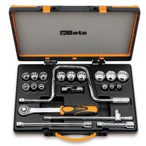 Set chiavi a bussola e accessori 1/2 beta 920as/c15 - dettaglio 1