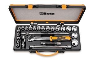 Set chiavi a bussola e accessori 1/2 beta 920a/c20x - dettaglio 1
