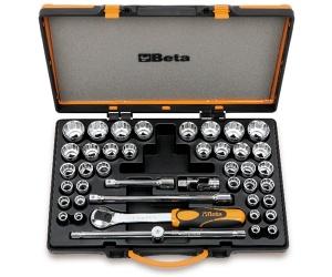 Set chiavi a bussola e accessori 1/2 beta 920/c37 - dettaglio 1