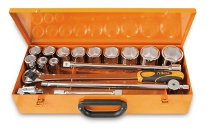Set chiavi a bussola e accessori 3/4 beta 928b/c12 - dettaglio 1