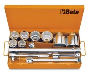 """Set chiavi a bussola e accessori 1"""" beta 929/c8 - dettaglio 1"""