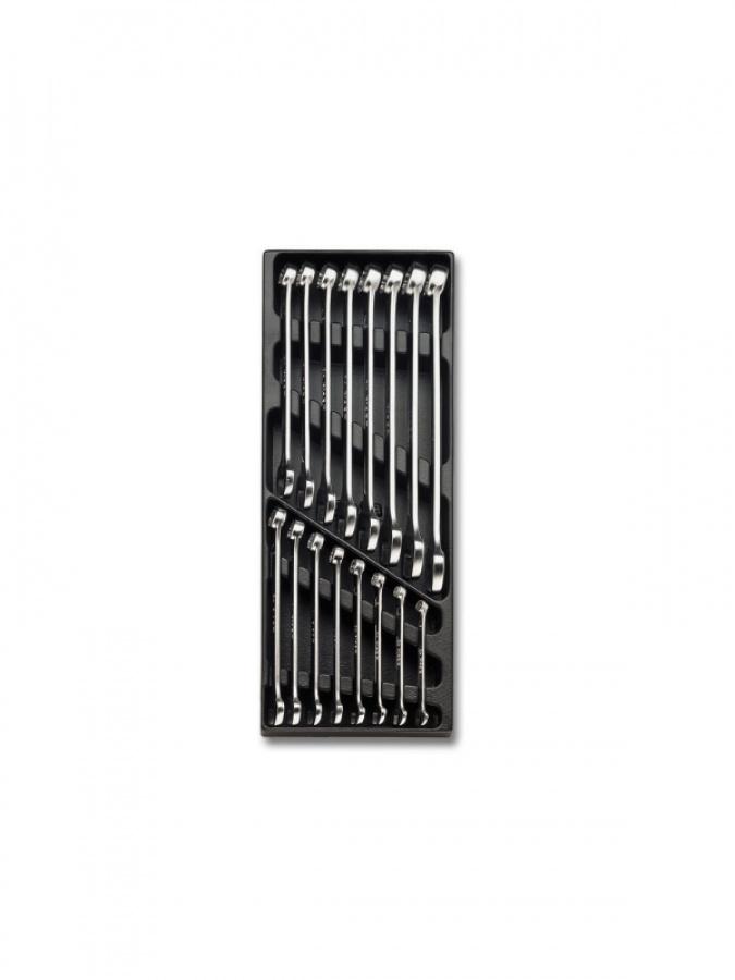 Chiavi combinate con termoformato con termoformato rigido beta t18 - dettaglio 1