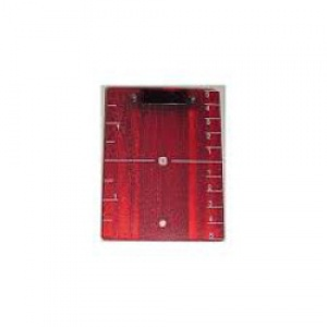 Target rosso per Roteo art. 762775