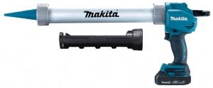 Pistola per sigillante 18v makita  dcg180rax - dettaglio 1