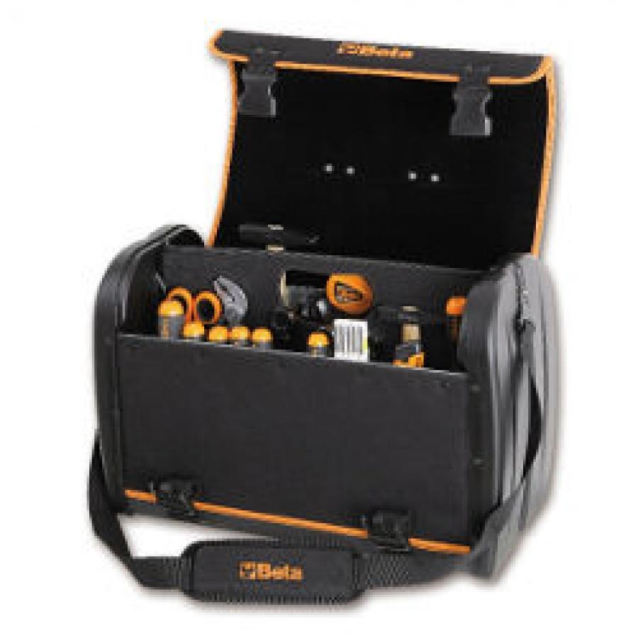 Borsa con assortimento di utensili per elettrotecnica Beta 2011ET/A