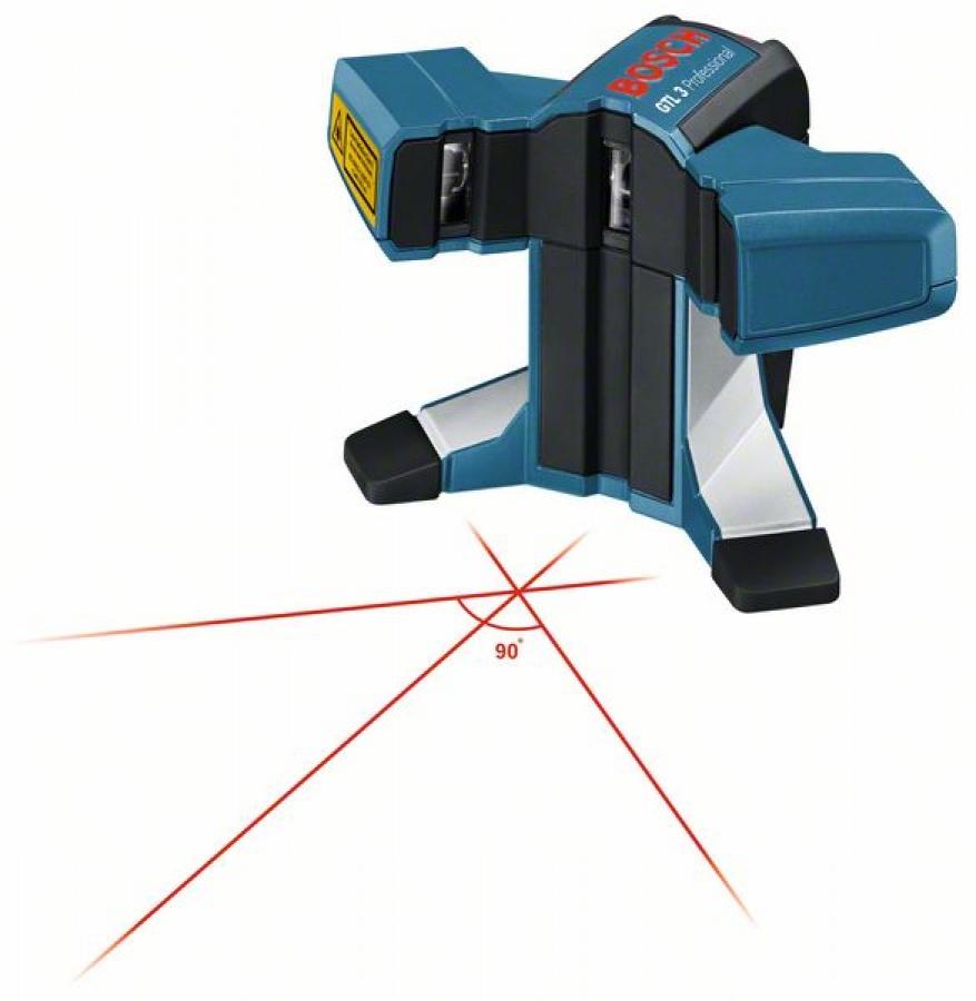 Livella laser bosch gtl 3 - dettaglio 1