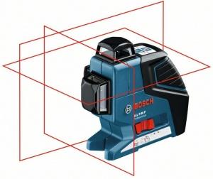 Livella laser bosch gll 3-80 p professional - dettaglio 1