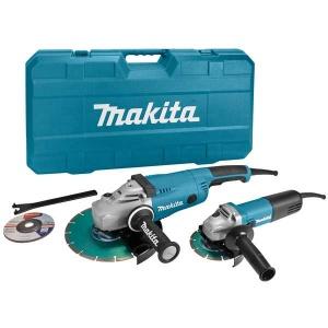 Set smerigliatrici angolari Makita DK0053GX1 - Dettaglio 1