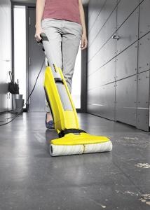 Lavasciuga pavimenti Karcher FC 5 - dettaglio 3