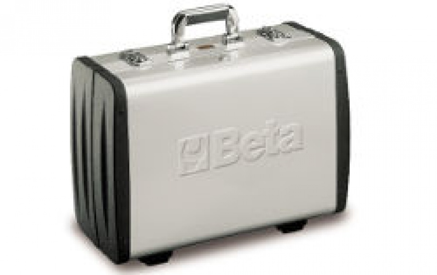 Valigia portautensili in alluminio vuota Beta 2033N/VV