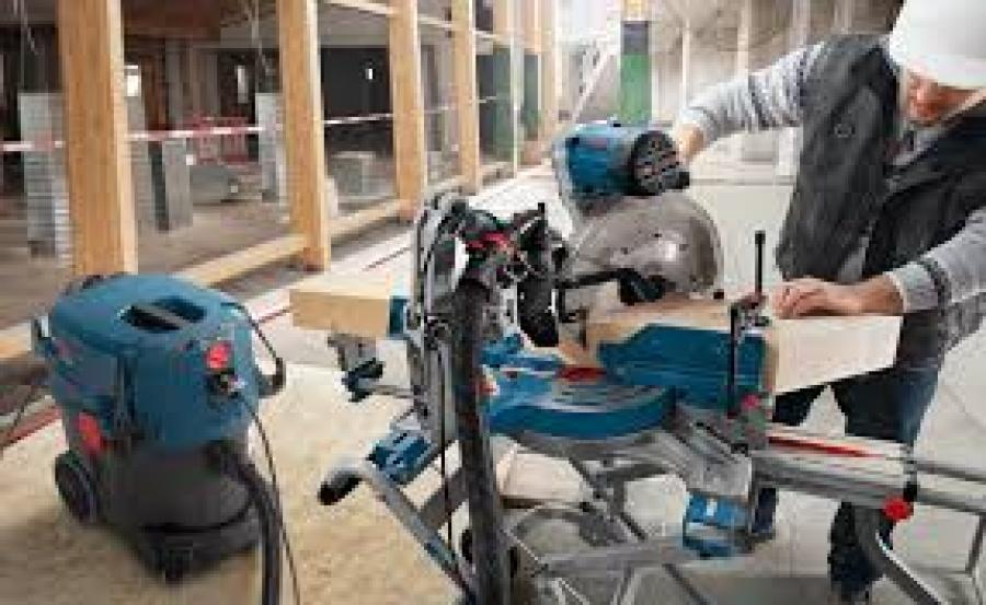 Bosch gas 35 l sfc+ aspiratore industriale 06019c3000 06019c3000 - dettaglio 2