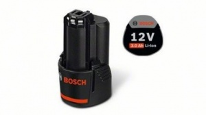 Bosch gba 12 v 3,0 ah batteria 1600a00x79 - dettaglio 1