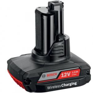 Bosch gba 12 v 2,5 ah wireless batteria 1600a00j0e - dettaglio 1