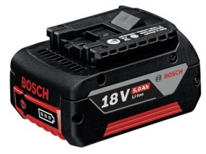 Bosch gba 18 v 5,0 ah m-c batteria 1600a002u5 - dettaglio 1