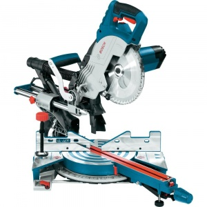 Bosch gcm 8 sjl troncatrice radiale 0601b19100 - dettaglio 1