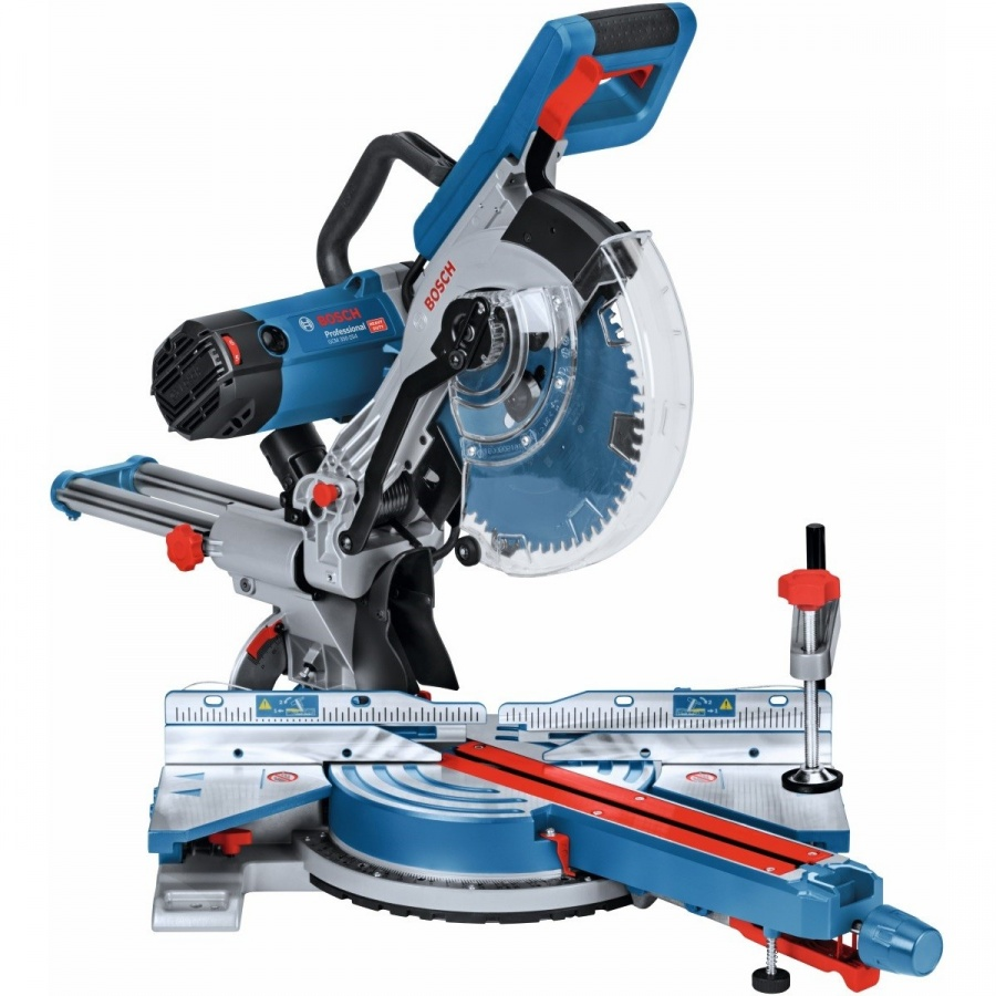 Bosch gcm 350-254 troncatrice radiale 0601b22600 - dettaglio 1