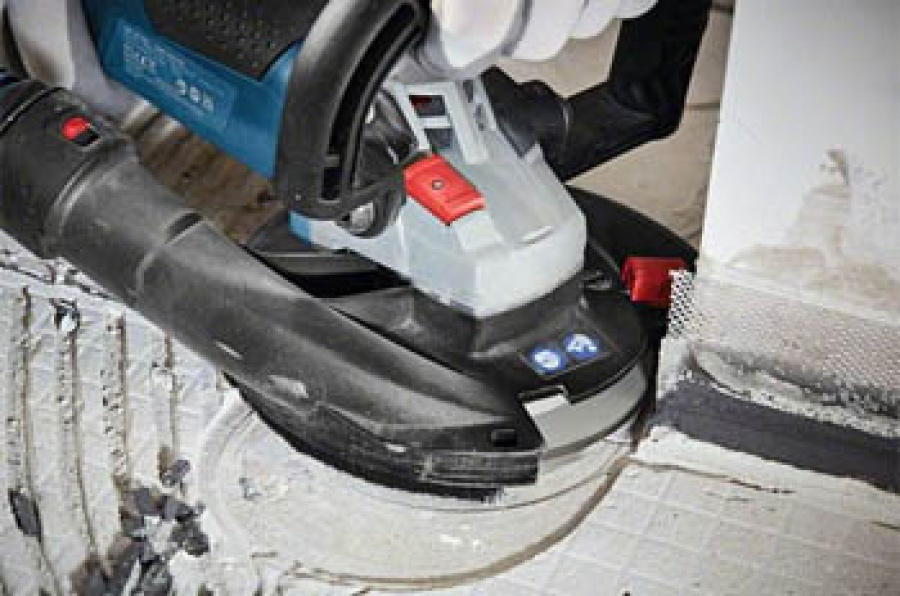 Bosch gbr 15 cag levigatrice per muratura 0601776001 - dettaglio 2