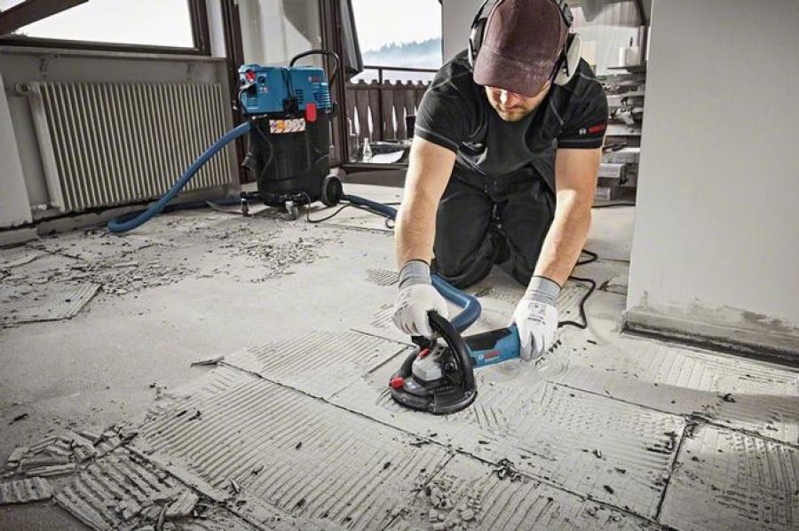 Bosch gbr 15 cag levigatrice per muratura 0601776001 - dettaglio 4